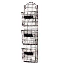 Iron Wall Storage Basket