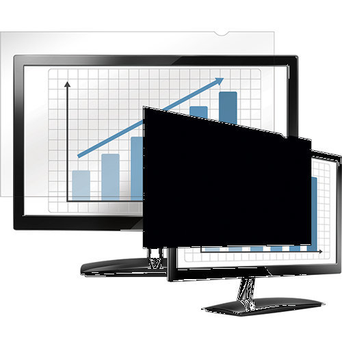 Fellowes PrivaScreen 24  Monitor Frameless display privacy filter