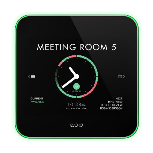 Evoko Liso 8  Tabletop touch screen monitor