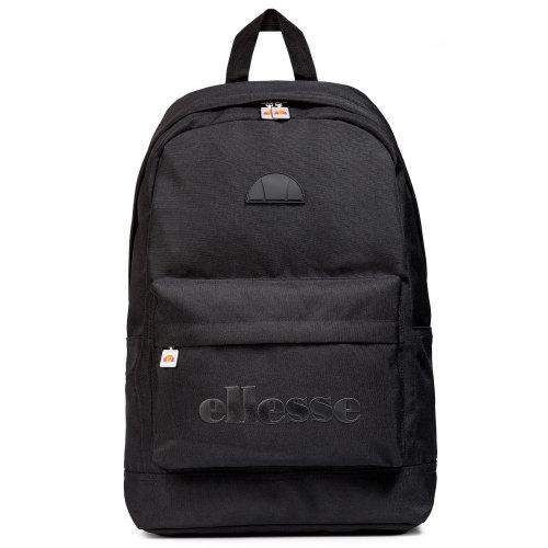 Ellesse Heritage Regent Backpack Rucksack School College Sports Bag Black Mono