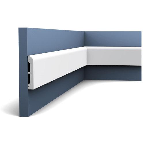 Orac Decor DX183F AXXENT CASCADE Door frame flexible moulding coving 2 m
