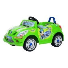Homcom Kids Electric Ride on 6v Battery Operated Toy Car W/ Seat Belt