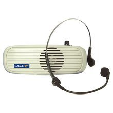 Eagle Waistband Amplifier With Headband Microphone 5W