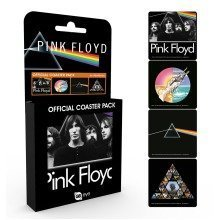 Pink Floyd Mix Coaster Pack
