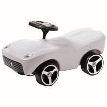Brumee Ride-on Car Sportee White BSPORT-428C