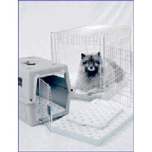 9.5 x 15.75 Inch Ultra-Dry Transport System-Crate Pad - Fits Most Small Jr Kennels-Soft Carriers