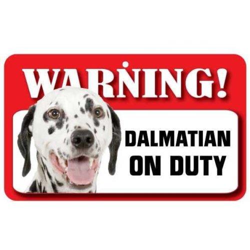 Dalmatian Pet Sign