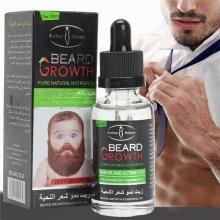 Men Liquid Beard Growth Essential Oil