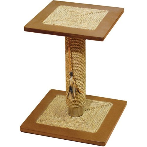 Cat Walk Natural Cat Scratcher Oregano 44x35x35cm