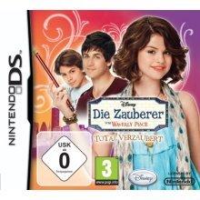 Die Zauberer vom Waverly Place 2 Total verzaubert (DS)