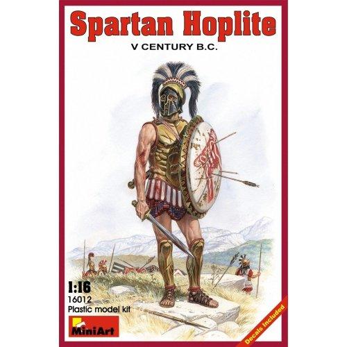 Min16012 - Miniart 1:16 - Spartan Hoplite V Century B.c.