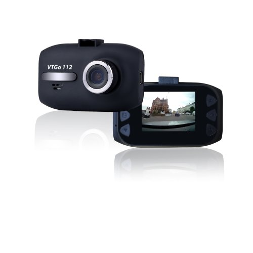 VisionTrack VTGO112 - 720p Smart DashCam VTGO112