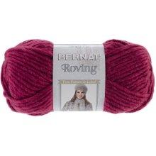 Bernat Roving Yarn-Raspberry