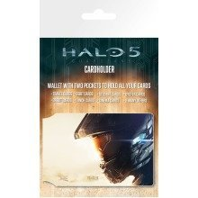 Halo 5 Keyart Travel Pass Card Holder