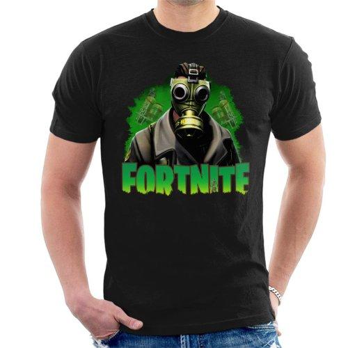 Fortnite Sky Stalker Gas Canisters Men's T-Shirt