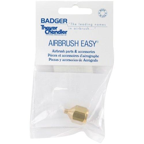 "Airbrush Compressor Adaptor .25""-"
