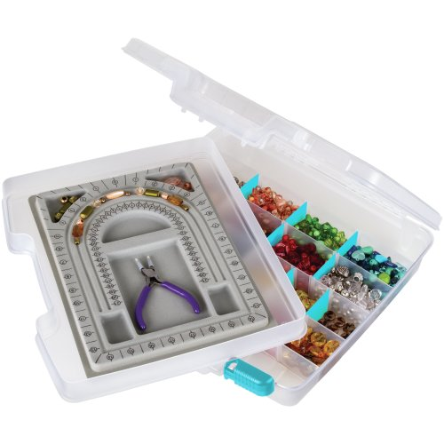 Artbin Jewelry Project Box-Translucent