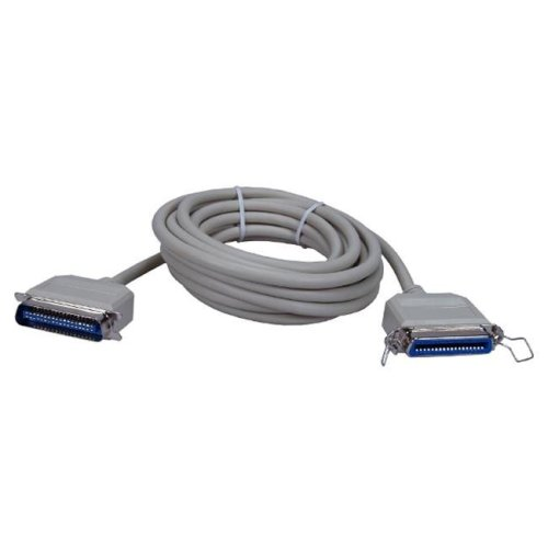 QVS CC302-15X 15 ft. Parallel Cen36 Male to Female Bi-directional Extension Cable