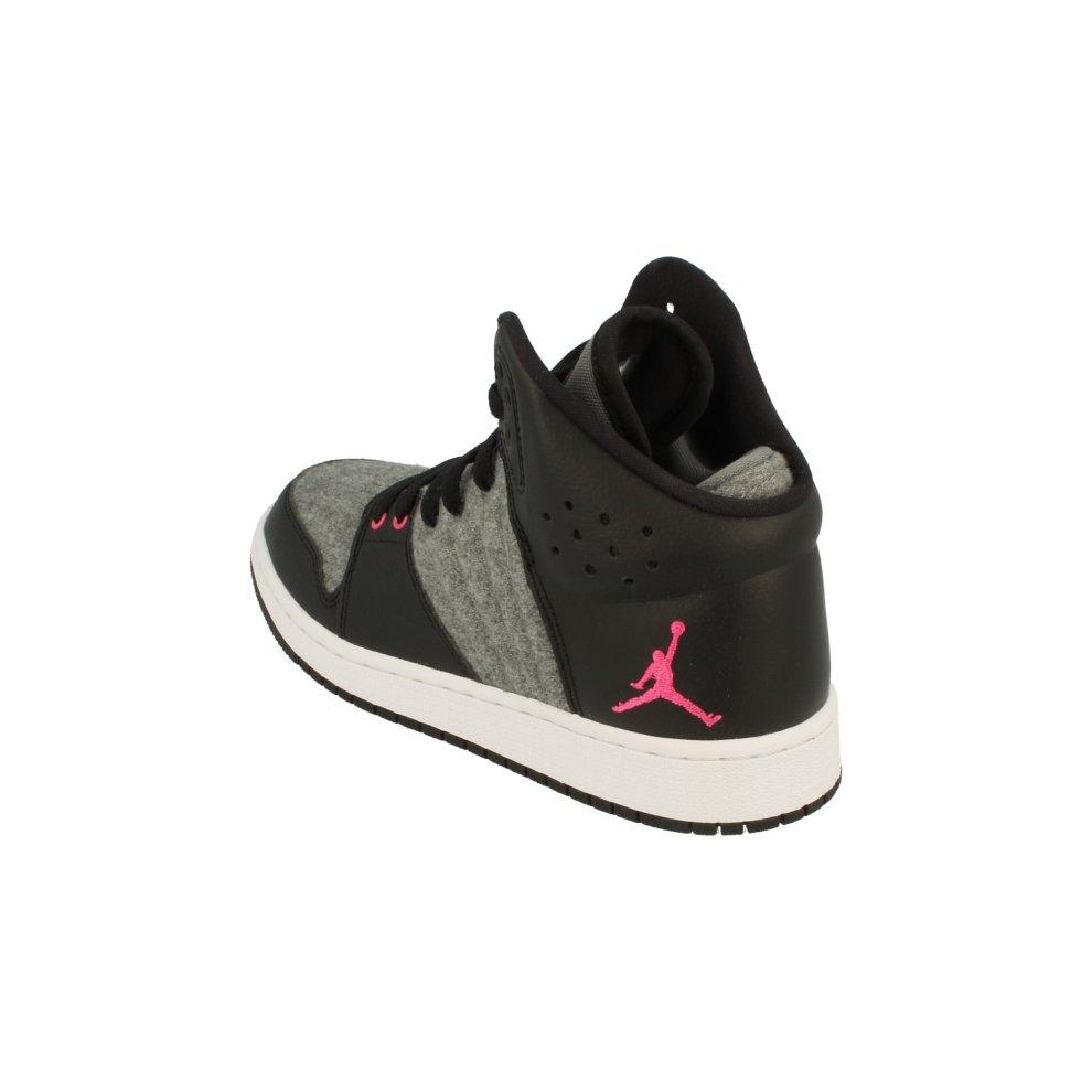 c7f3a43eb94eae ... Nike Air Jordan 1 Flight 4 Prem GG Hi Top Trainers 828245 Sneakers  Shoes - 1 ...
