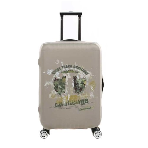 Luggage Protector Suitcase Cover Elastic Bag Suits for 25-28 Inch Luggage #2