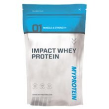 Myprotein Impact Whey Protein Strawberry 1000g