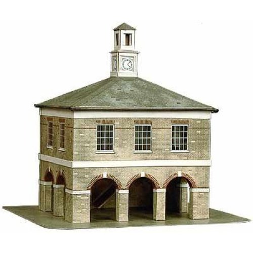 Superquick B35 Market House - Card Kit