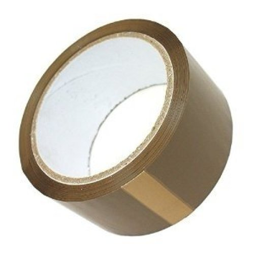 Adhesive Brown/Buff Packing Tape