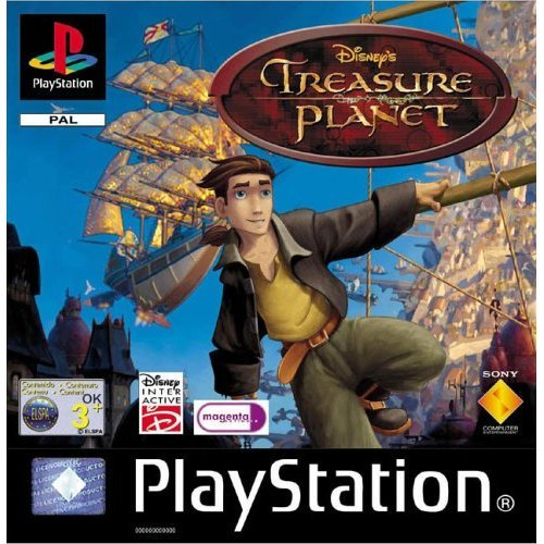 Treasure Planet (PSone)