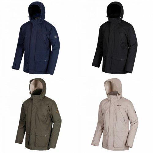 Regatta Mens Perran Hooded Jacket