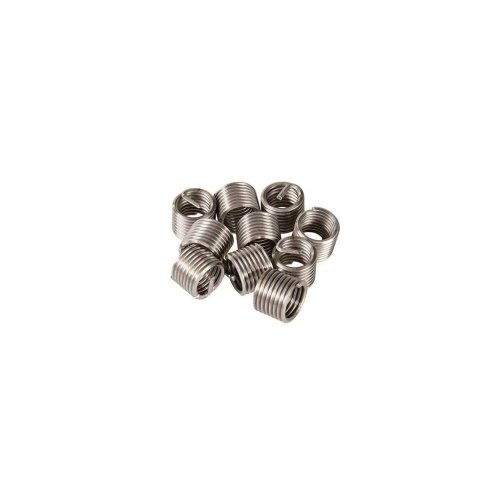 Helicoil Type Thread Inserts - M12 x 1.75mm x 1D 10pk