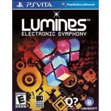 Lumines: Electronic Symphony - PlayStation Vita