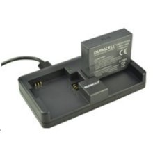 Duracell DRUCGPH4X2 Indoor battery charger Black battery charger