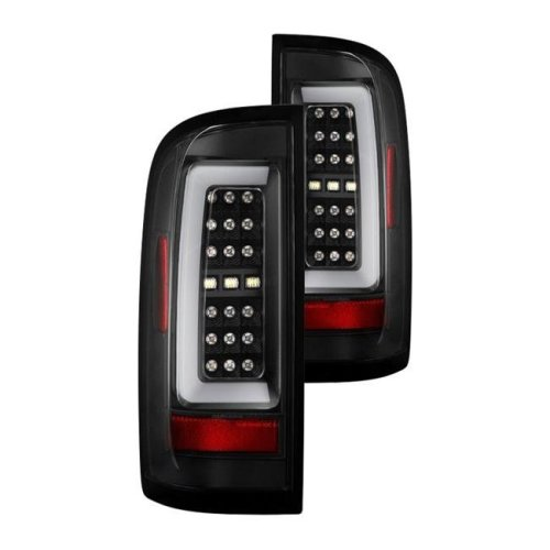 Spyder 5084576 Black LED Tail Lights for 2015-2019 Chevy Colorado
