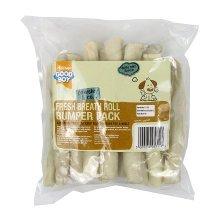 Good Boy Pawsley & Co Fresh Breath Rolls Dog Treats 18 Pack