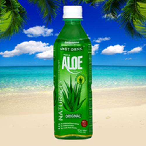 Just Drink Aloe Just Drink Aloe Original 500ml
