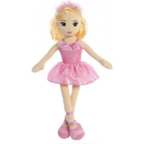Emma Ballerina Soft Toy