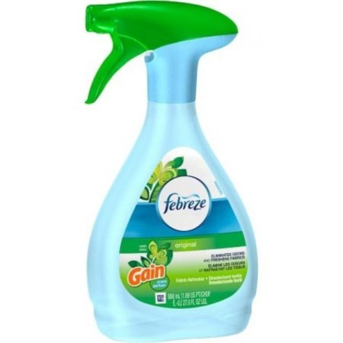 Dot Foods 97588 Febreze with Gain Original Scent Fabric Refresher