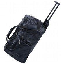 b72570709f Savana No.PA-160 TQ Ladies Faux Leather Patchwork Duffle Bag ...