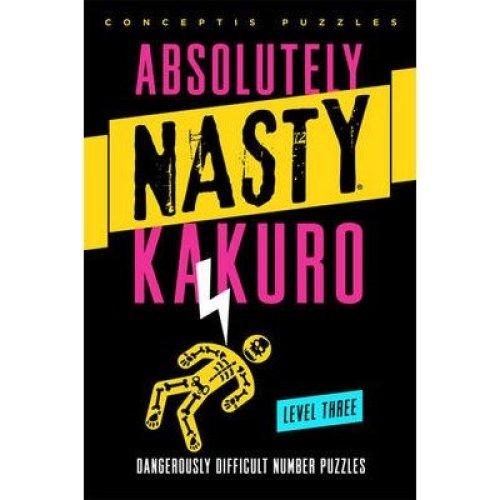 Absolutely Nasty Kakuro Level Three