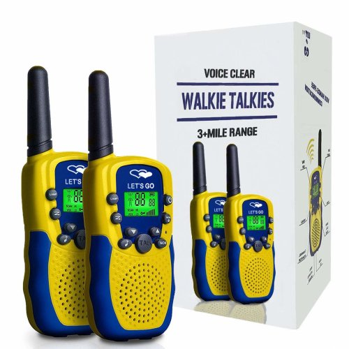 Outdoor Hunting Sporting Toys For 3 12 Year Old Boys Tisy Walkie Talkies Kids Girls Christmas Birthday Presents Gifts On