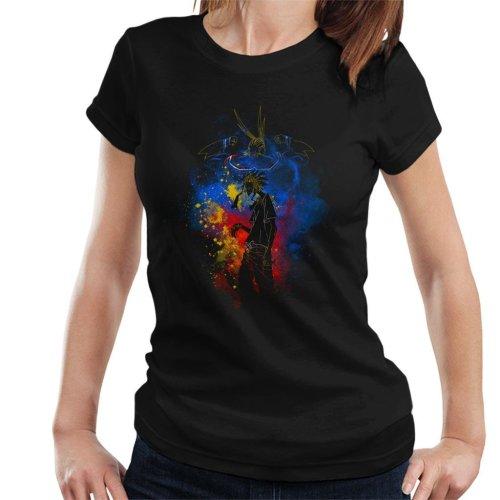 All For One Toshinori Yagi My Hero Academia Women's T-Shirt