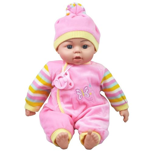 18 inch Soft Bodied Baby Doll