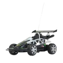 Radio Controlled Buggy Explorer RTR & Lights 1:14 Black Remote Toy Car