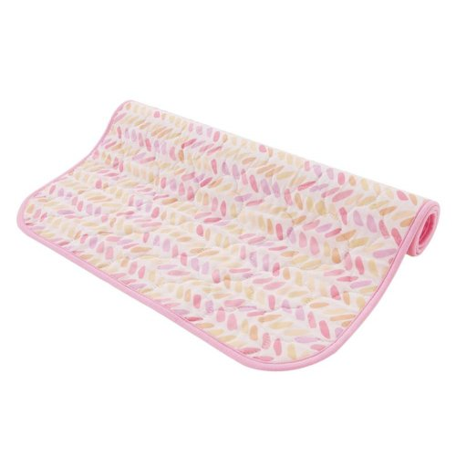 Portable Baby Cotton Waterproof Diaper Changing Mats 1 piece, 50x70cm (F)
