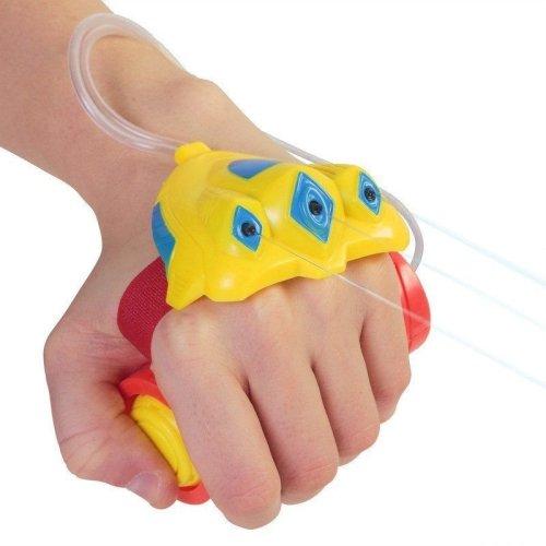 Superhero Water Blaster Toy - Fun Summer Outdoor Water Fight Toy