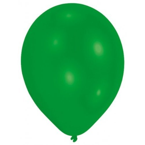 Pearl Green Latex Balloons - 22.8cm /10