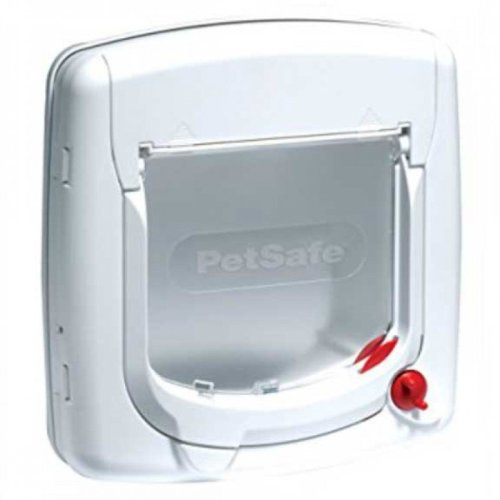 STAYWELL DELUXE 4-Way Locking Cat & Small Dog Door