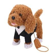 Plush Dog Toy Walking Puppy