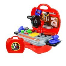 Engineer Play Toys Kit for Children Kids 19 PCS