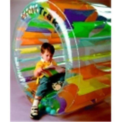 50 Od x 32 Id In. Integrations Sensatrak Inflatable Round Ball Chamber, Vinyl